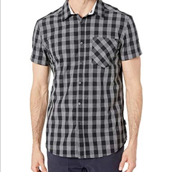 Kenneth Cole Other - Kenneth Cole Checkers button up